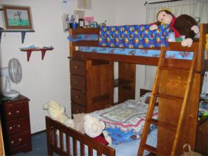 Bunk beds © Heather Bosch Media