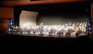 Curtis High School orchestrat - May - 2014
