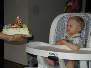 William's first birthday (C) Bosch Media