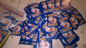 Pokemon cards © Heather Bosch Media